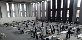 Training Hall di Batumi