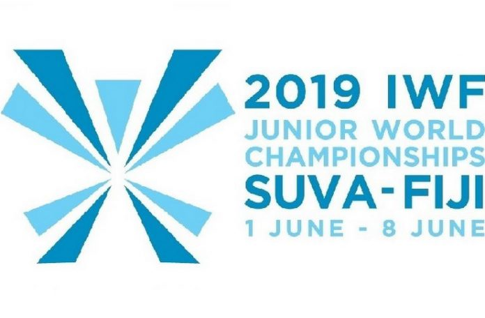 Logo Mondiali Junior Fiji 2019