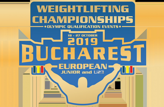 European Weightlifting Championship Bucharest Junior & Under 23 2019